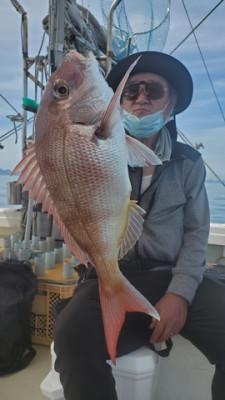 遊漁船 ニライカナイの2021年7月21日(水)5枚目の写真
