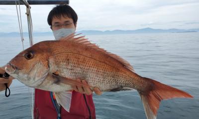 遊漁船 ニライカナイの2021年7月22日(木)4枚目の写真
