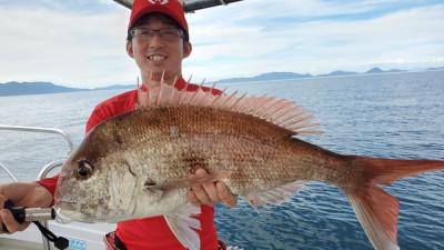 遊漁船 ニライカナイの2021年7月22日(木)5枚目の写真