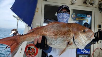 遊漁船 ニライカナイの2021年7月23日(金)1枚目の写真