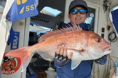 遊漁船 ニライカナイの2021年7月23日(金)2枚目の写真
