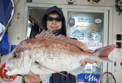 遊漁船 ニライカナイの2021年7月23日(金)3枚目の写真