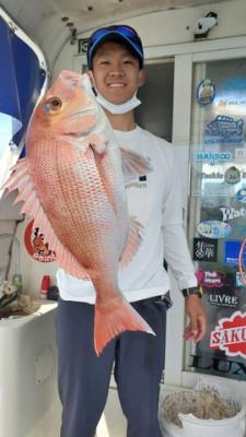 遊漁船 ニライカナイの2021年7月23日(金)4枚目の写真