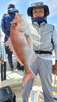 遊漁船 ニライカナイの2021年7月23日(金)5枚目の写真