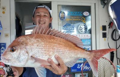 遊漁船 ニライカナイの2021年7月24日(土)2枚目の写真