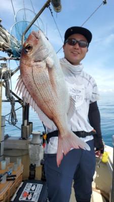 遊漁船 ニライカナイの2021年7月24日(土)3枚目の写真