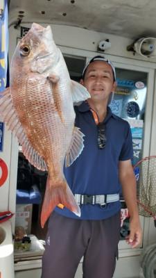 遊漁船 ニライカナイの2021年7月24日(土)4枚目の写真