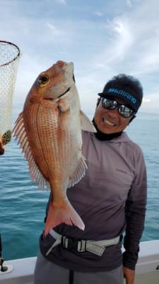 遊漁船 ニライカナイの2021年7月24日(土)5枚目の写真
