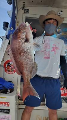 遊漁船 ニライカナイの2021年7月25日(日)4枚目の写真