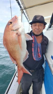 遊漁船 ニライカナイの2021年7月25日(日)5枚目の写真
