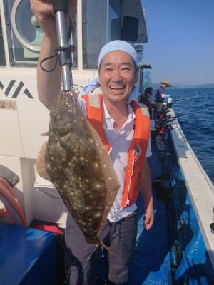 フィッシングボート 清和丸の2021年7月27日(火)1枚目の写真