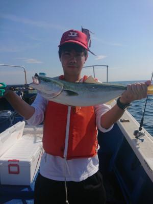 フィッシングボート 清和丸の2021年7月27日(火)2枚目の写真
