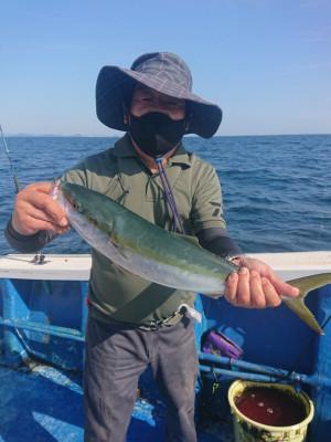 フィッシングボート 清和丸の2021年7月27日(火)4枚目の写真