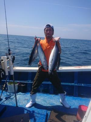 フィッシングボート 清和丸の2021年7月28日(水)2枚目の写真