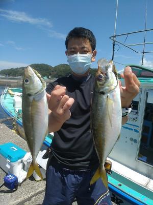 勘次郎丸の2021年7月29日(木)3枚目の写真