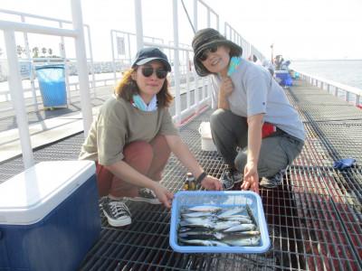 尼崎市立魚つり公園の2021年7月29日(木)2枚目の写真
