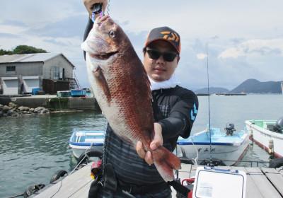 岩崎レンタルボート(岩崎つり具店)の2021年7月29日(木)2枚目の写真