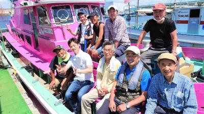 泉佐野マリンライフ(仁王丸・宝来丸・黒潮丸)の2021年7月22日(木)5枚目の写真