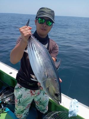 フィッシングボート 清和丸の2021年7月29日(木)3枚目の写真