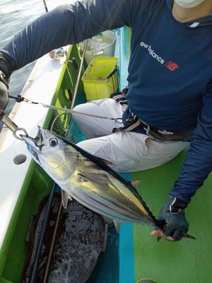 フィッシングボート 清和丸の2021年7月29日(木)4枚目の写真