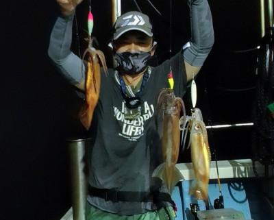 佐々木釣具店 平進丸の2021年7月30日(金)2枚目の写真