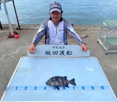 坂田渡船の2021年7月25日(日)2枚目の写真