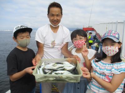 尼崎市立魚つり公園の2021年7月30日(金)2枚目の写真