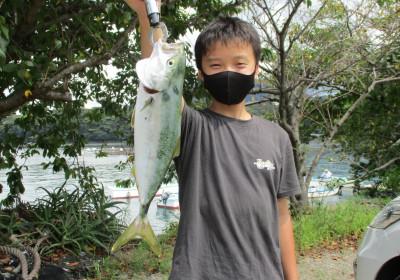 岩崎レンタルボート(岩崎つり具店)の2021年7月30日(金)1枚目の写真