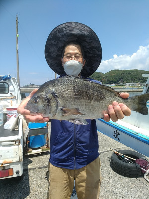 勘次郎丸の2021年7月31日(土)4枚目の写真