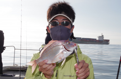 松島シーネットの2021年7月31日(土)5枚目の写真