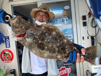 遊漁船 ニライカナイの2021年7月26日(月)5枚目の写真