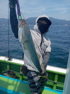 フィッシングボート 清和丸の2021年7月31日(土)3枚目の写真
