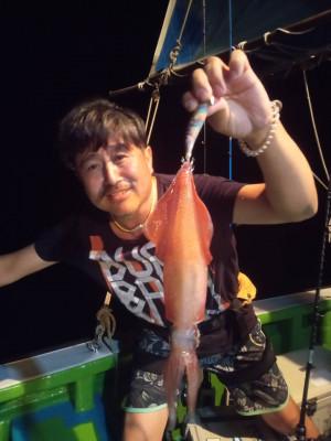 フィッシングボート 清和丸の2021年7月31日(土)4枚目の写真