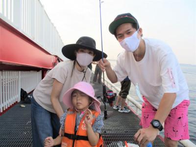 尼崎市立魚つり公園の2021年8月1日(日)2枚目の写真