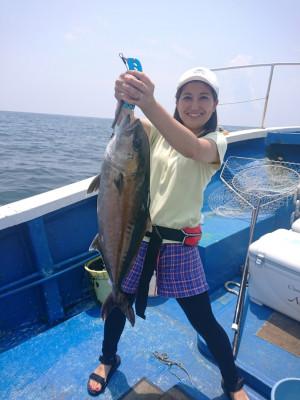 フィッシングボート 清和丸の2021年8月2日(月)1枚目の写真