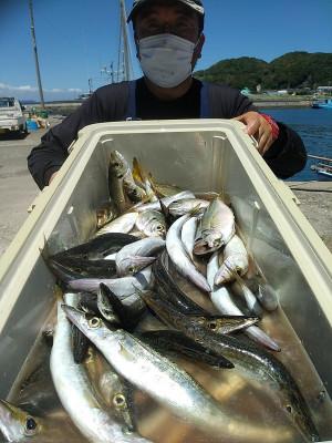 勘次郎丸の2021年8月4日(水)5枚目の写真