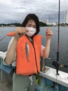 松新丸の2021年8月12日(木)1枚目の写真