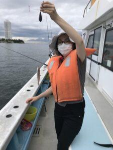 松新丸の2021年8月12日(木)3枚目の写真