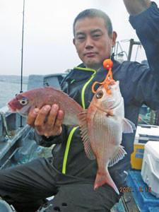 第一大漁丸の2021年8月13日(金)1枚目の写真