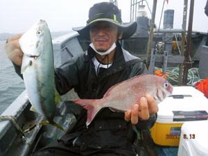 第一大漁丸の2021年8月13日(金)4枚目の写真