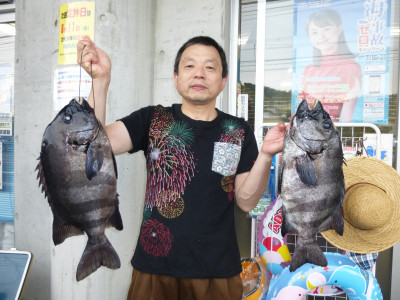 柴釣具商会の2021年8月16日(月)1枚目の写真