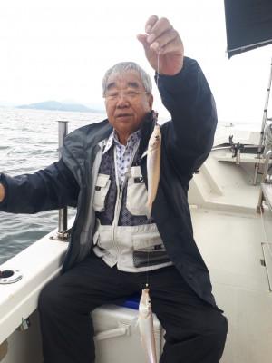 釣り船くわだの2021年8月16日(月)1枚目の写真