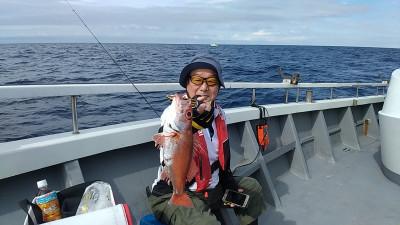 遊漁船ビックボーイの2021年8月16日(月)2枚目の写真