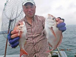 第一大漁丸の2021年8月21日(土)2枚目の写真