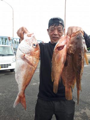 釣り船くわだの2021年8月22日(日)1枚目の写真