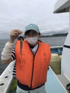 松新丸の2021年8月24日(火)1枚目の写真