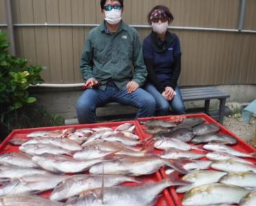 奥村釣船の2021年8月26日(木)3枚目の写真