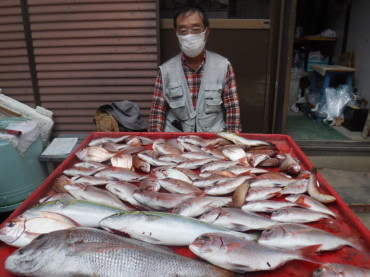 奥村釣船の2021年8月26日(木)4枚目の写真