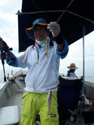 釣り船くわだの2021年8月27日(金)2枚目の写真