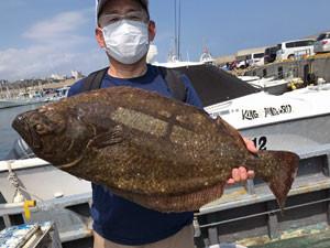 第一大漁丸の2021年8月28日(土)2枚目の写真